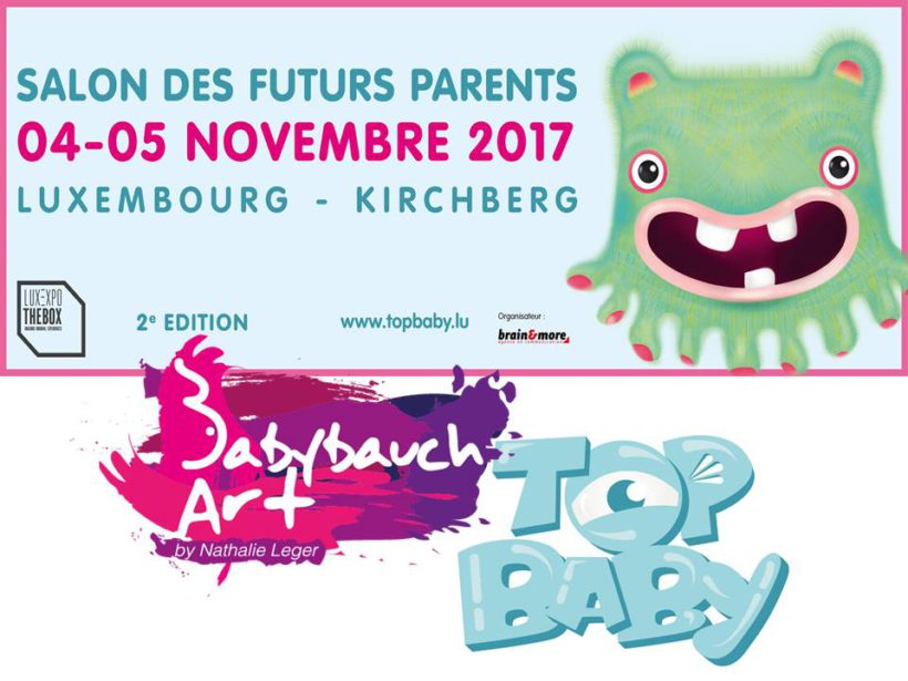 Salon des futurs parents – Luxexpo 4-5.Nov'17